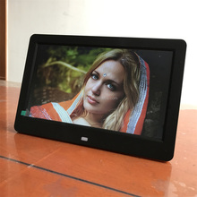 Android WIFI Multi Touch Screen Digital Photo Frame 10'' for advertising