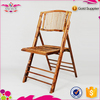 Hot Selling Qingdao Sionfur classy bamboo folding chair