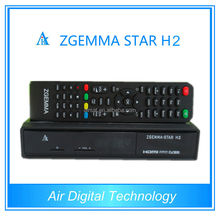 2015 the best Zgemma-star H2 with DVB-S2+T2 Twin tuner satellite tv receiver can cover all dvb-t2 frequency in Thailand