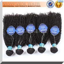 No Tangle No Shedding Wholesale Pure Remy Hair Weft Brazilian Human Hair