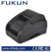 FK-POS58U 58MM wifi thermal receipt printer/lpt cable machine/pos wifi direct thermal printer
