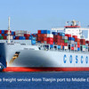 Alibaba Professional International Shipping Ocean Freight