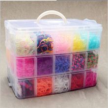 New coming Promotional rubber band loom dropship wholesale colorful diy loom band 2015 hot PRL1030