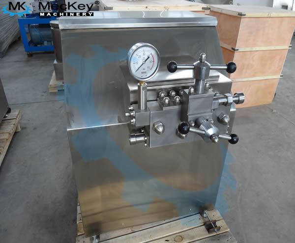 MKL-8 small milk production line