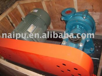 centrifugal slurry pumps AH/AHR