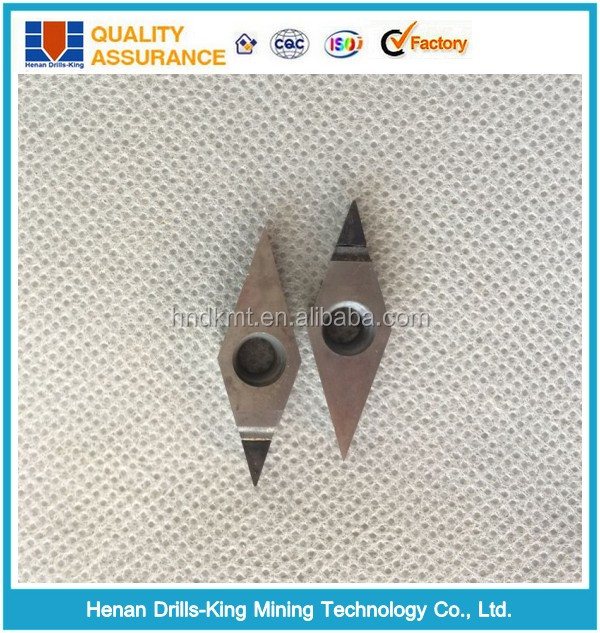 Manufacturer high quality pcd/ pcbn cutting tools/ cnc inserts