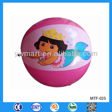 16 inch First-rate promotional pvc inflatable beach ball