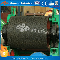 2014 Good performance coal mine use conveyor pulley with competitive price
