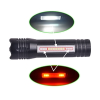 Latest Multifunctional 3 in 1 LED Magnetic Torch Light