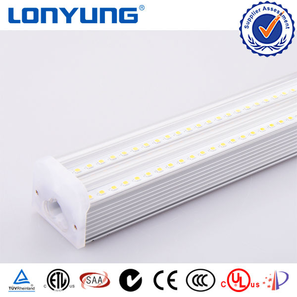 Uslighting Saudi Arabia Dual Integrated T5 LED Tube Fixture 12v 10w Double T5 LED Light Bar