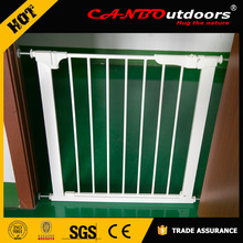 Best Selling retractable new design High quality auto close pet baby safety gate