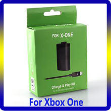 2014 best quality battery for xbox one controller with charging cable charge& play kit charge for xbox one
