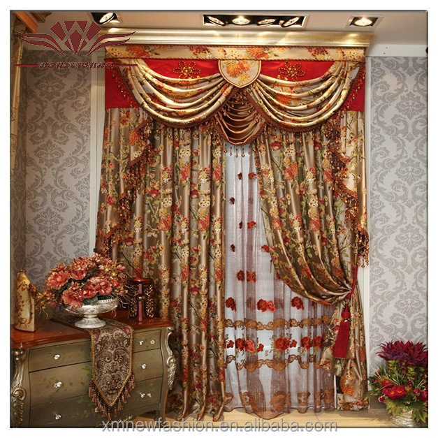 valance curtain , Adornment Window Treatments, valance swag curtains