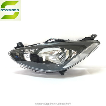 Hot product car head lamp H.LAMP LH ELEC OEM D651510L0D for MAZDA DEMIO