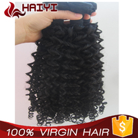 7A grade Qingdao Manufacture unprocessed virgin indian hai curly