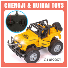 Car toy for kids four channel remote control vehicle 1 16 r c jeep