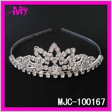 trendy jewelry with rhinestone wedding hair accessories MJC-100167