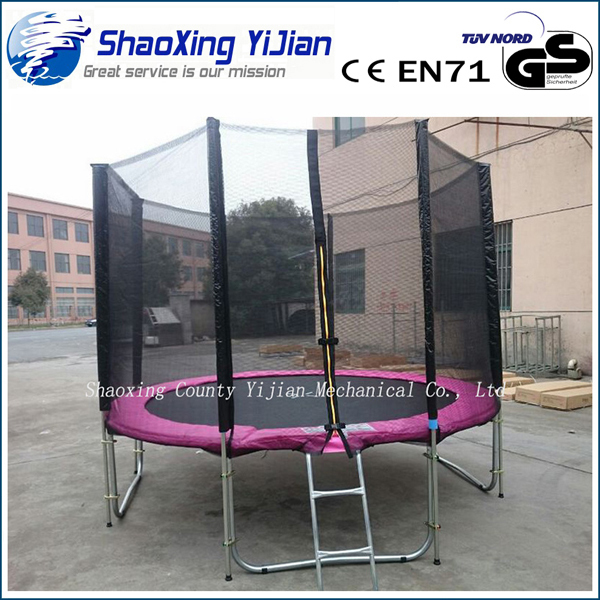 Kids Fitness Cheap Round Large Trampolines For Sale