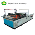 Automatic maxi roll paper making machine