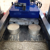 Aluminium Alloy Powder Blocks Hydraulic Tablet