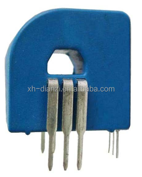B100-15A small closed loop DC hall current sensor
