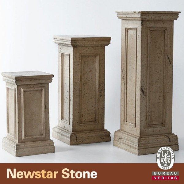 Marble roman square pillar design roman pillar buy for Where to buy columns for house