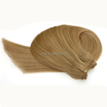 Highest Quality Human Hair All Kinds Of Color hair Weft 8-30inch Indian Remy Hair