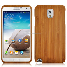 Hot sale elegant vintage hard handmade wooden bamboo case cover precise fit for Samsung galaxy alpha