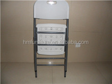 Folding Chair plastic panel bench chair