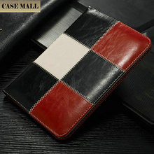 2015 new model leather tablet cover case for ipad mini