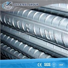 Best price galvanized rebar steel and deformed steel bar