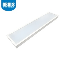Obals 60x60 concealed led ceiling panel light 40w 36w fixture with remote control