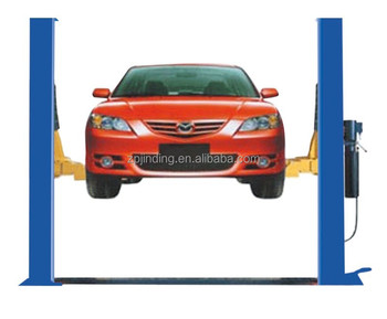 JD cheap backyard buddy car lifts for sale with CE