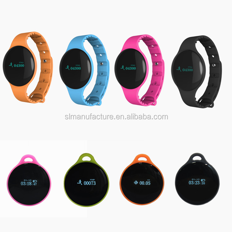 H8 Smart Bracelet with LED Screen Waterproof Anti Lost Wristband Sleep Fitness Tracker Wearable sport Watch for IOS Android