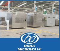 drying oven and microwave type vacuum microwave dryer