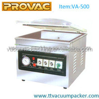 semi-automatic fresh pickling cucumbers vacuum sealer