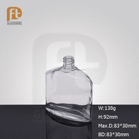 New design discount price collectible glass bottle elegant romantic smart collection perfume 100ml