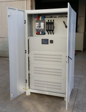 3 phase 320kva solid state voltage stabilizer