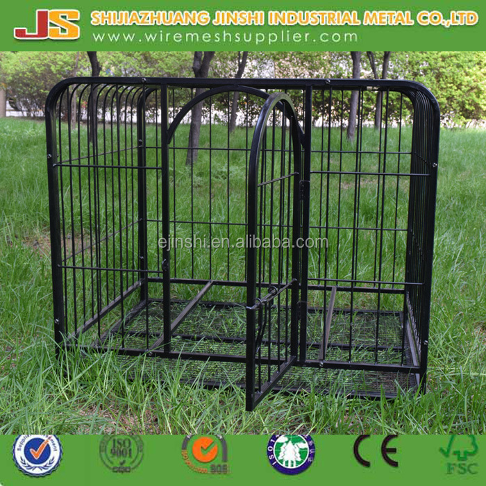 Wire Mesh Dog Cages / Iron Dog Cages / Pet Cage