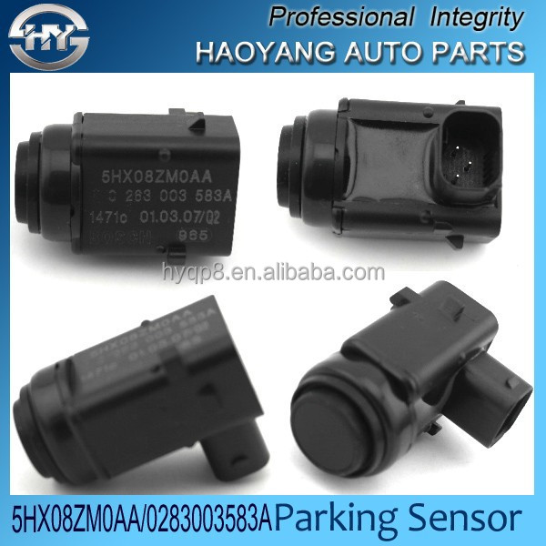 China supply Best New for American car parts wholesale OEM NO.5HX08ZM0AA/0283003583A Car accessories Parking PDC Sensor System