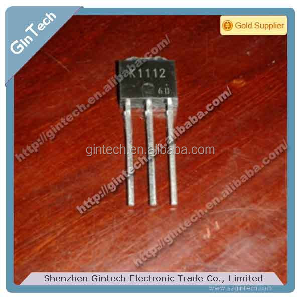 2SK1112 TO-252 N Channel MOS Type Relay Drive and Motor Diver