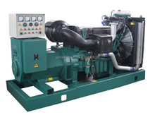 AC 380V Volvo Penta Engine 150kw Power Generator With Converter