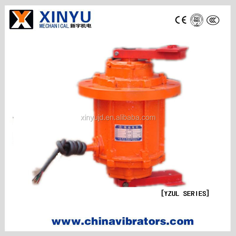 YZUL series vibration motor weights China Famous vibrator motor Manufactory