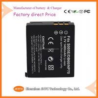 LP-E12 LPE12 OEM /ODM Ultra High Capacity Li-ion Battery Pack for Canon EOS M M2 Rebel SL1 100D DSLR Digital Camera
