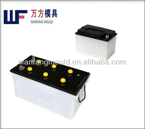 electrombile battery box injection moulds