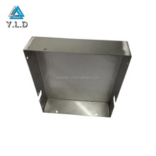 Rapidly 316 Stainless Steel Laser Cutting Service For Machinery Welding Box