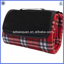 extra large polar fleece picnic blanket