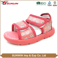 New arrival fashion school style children comfortable china cheap wholesale sandals