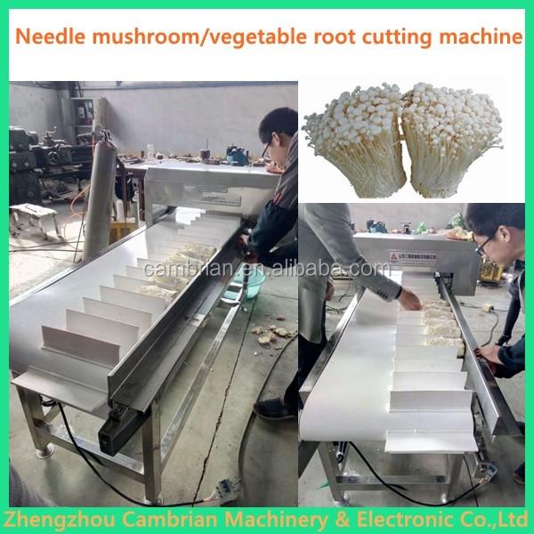 needle mushroom root cutting machine (8)