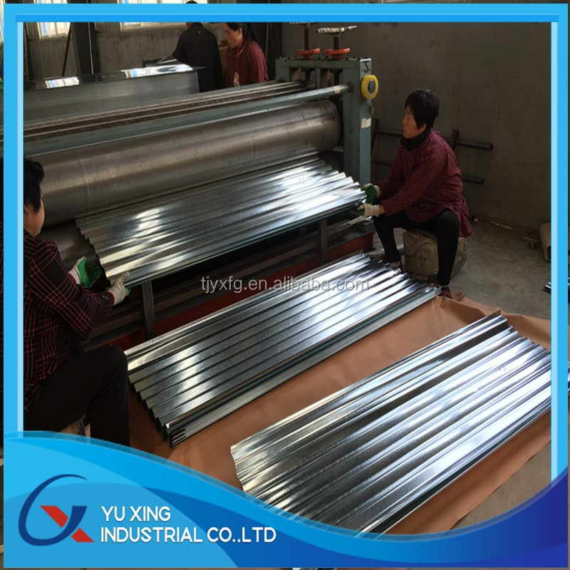 Cheap metal roofing sheet galvanized steel sheet zinc coated gi prepainted roof sheet
